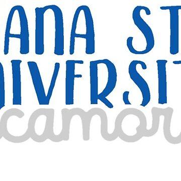Indiana State University by pop25