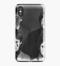 The Freaky Fab Four iPhone Case/Skin