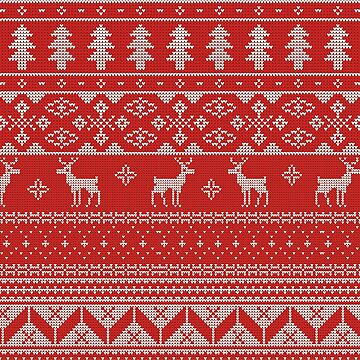 Christmas Knits by Inspired to uplift by axtellmusic