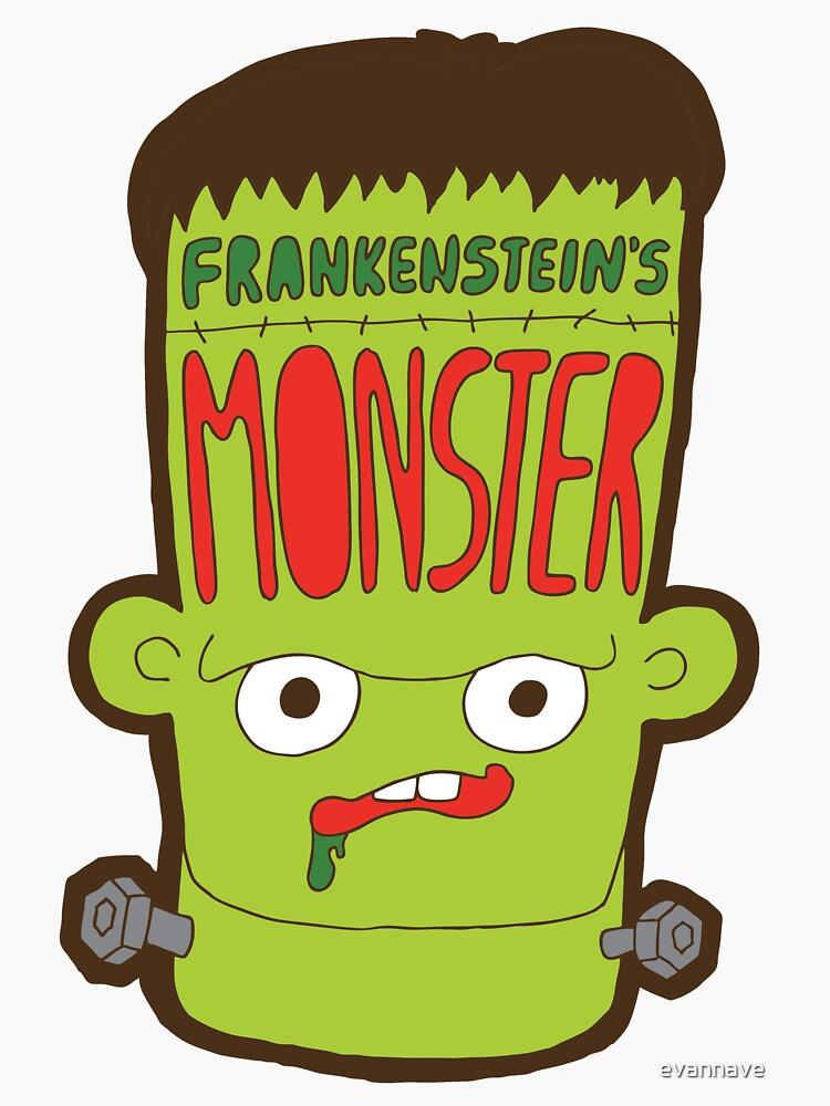 Frankenstein's Monster by evannave