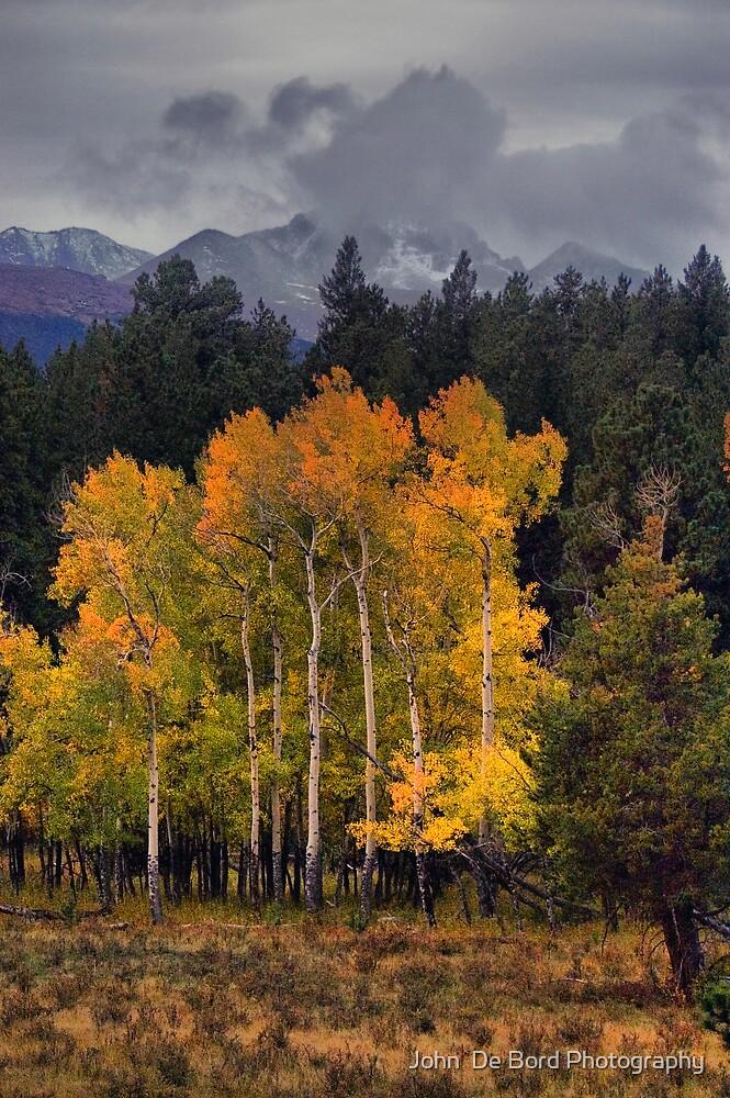 A Stormy Autumn by John  De Bord Photography
