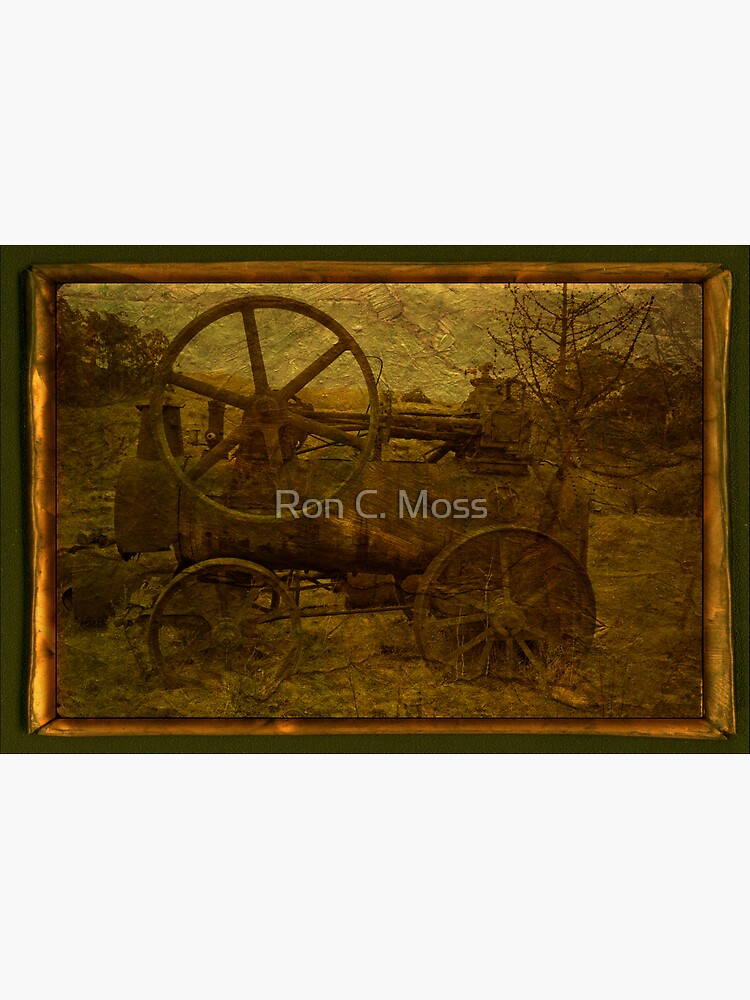 Steam Tractor by ronmoss