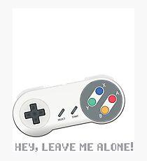 Joypad Super Nintendo Starfox Photographic Print