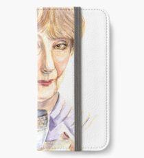 Original watercolor  illustration - Mrs. Hudson iPhone Wallet/Case/Skin