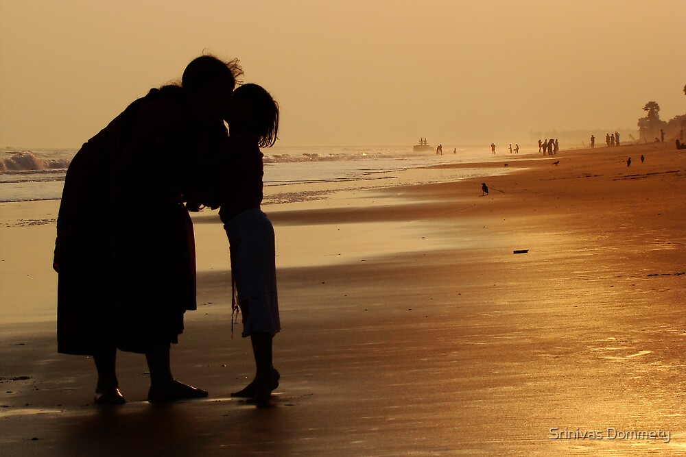 Love No Less by Srinivas Dommety