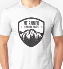 Mt. Rainier Unisex T-Shirt