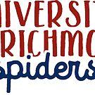 University of Richmond by Pop 25