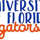 University of Florida by Pop 25