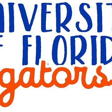 University of Florida by pop25