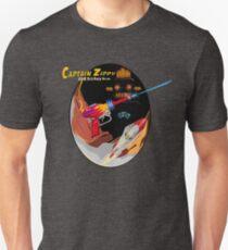 Captain Zippy and his Raygun T-Shirt