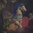 Broken Rocking Horse by JLAnichowski