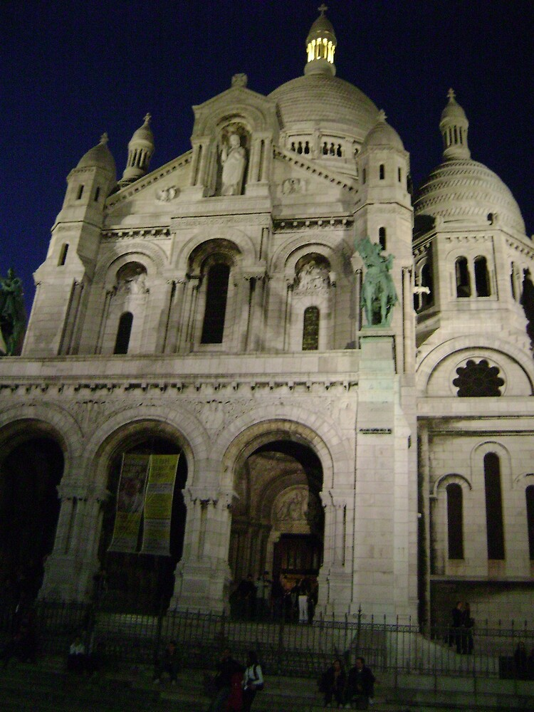 Sacre Cur by emant