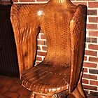 Sitting on an Eagle by Martha Sherman