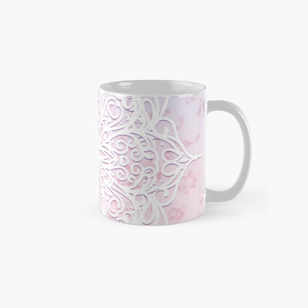 Candyfloss Mandala Mug