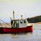 Sambro FIshing Boat by kenmo