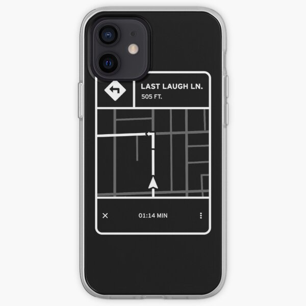 Fluorescent Adolescent - Last Laugh Lane Directions Funda blanda para iPhone