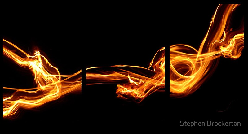 Firestream by Stephen Brockerton