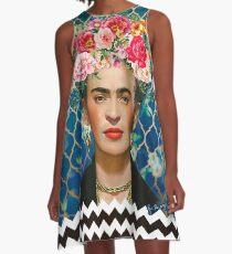 Forever Frida A-Line Dress