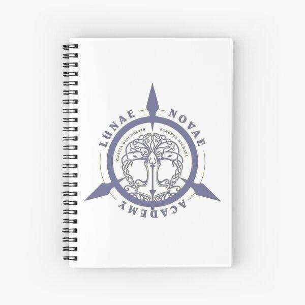 Petite sorcellerie universitaire - Luna Nova Cahier à spirale