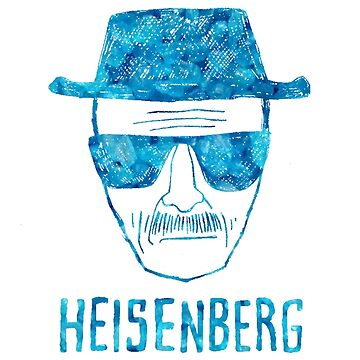heisenberg drawing  by astralfeather