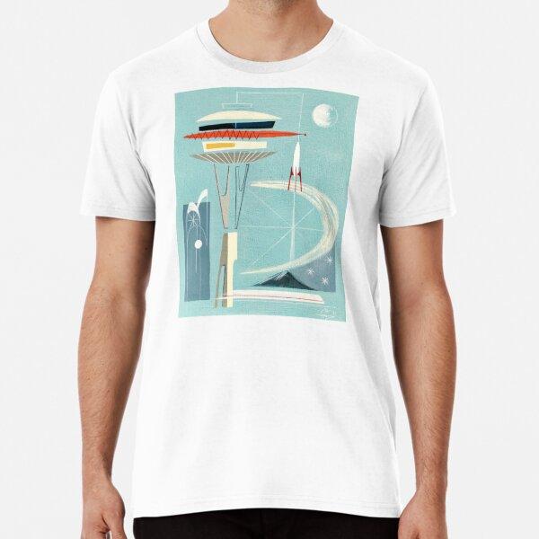 Space Needle Surprise  Premium T-Shirt