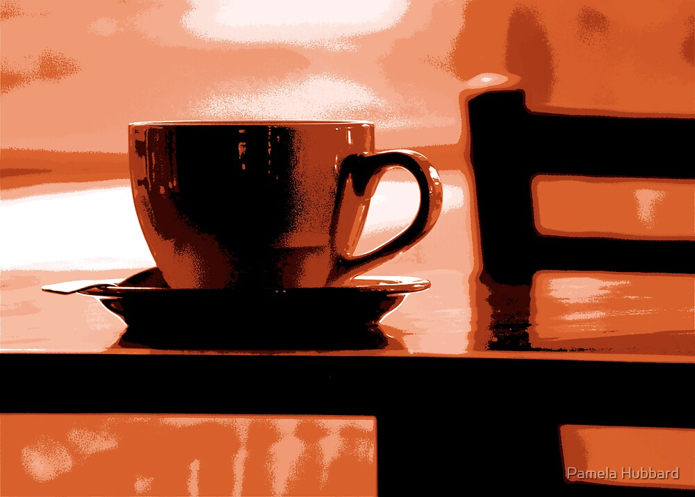 Good Coffee by Pamela Hubbard