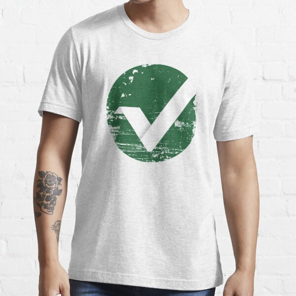 Vertcoin - the People's Coin Merch Essential T-Shirt
