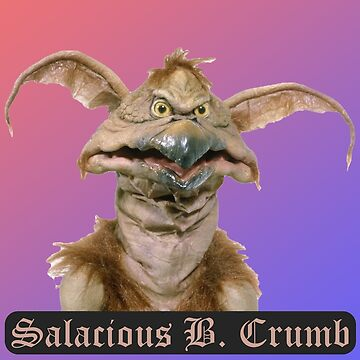 Salacious B. Crumb by OmaeWa