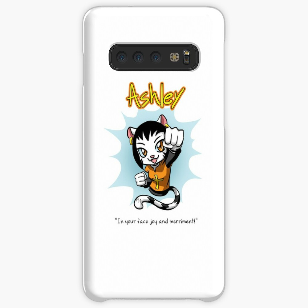 Ashley from 'My Cage' Samsung Galaxy Snap Case