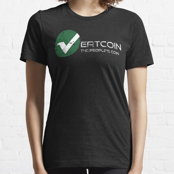 Vertcoin - the people's coin Essential T-Shirt