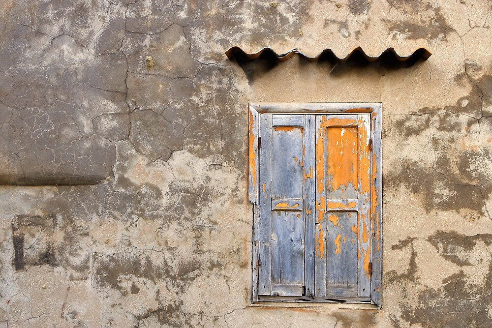 Once upon a window by Antoine Khater
