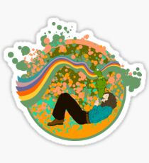 Lovers and Dreamers Sticker