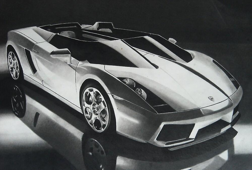 Concept Car by John Reardon