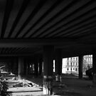 Where the Street Sleeps by hynek