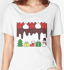 Happy Yummy Holidays! Other taste Women's Relaxed Fit T-Shirt