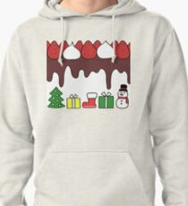 Happy Yummy Holidays! Other taste Pullover Hoodie