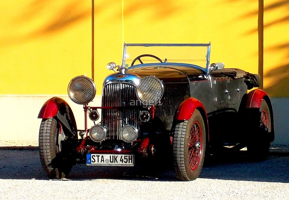 Oldtimer by ©The Creative  Minds
