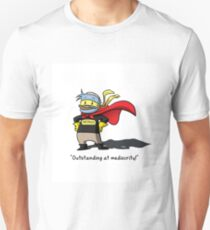 Norm Platypus fom 'My Cage' as 'Average Guy' Unisex T-Shirt
