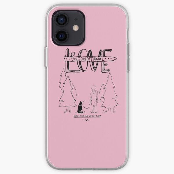 Dog Lovers With Style iPhone Soft Case