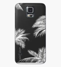 Black N White Case/Skin for Samsung Galaxy