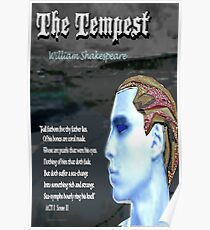 The Tempest Ariel's Song Poster