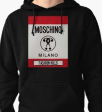 Moschino milano Pullover Hoodie