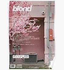 Frank Ocean - Godspeed Poster