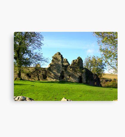Pendragon Castle #1 Canvas Print