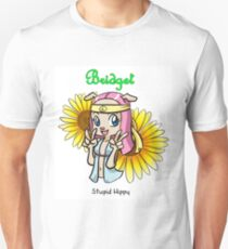Bridget from 'My Cage', stupid hippy quote Unisex T-Shirt