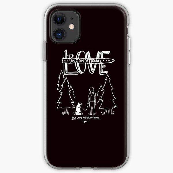 Gifts for Dog Lovers With Style iPhone Soft Case
