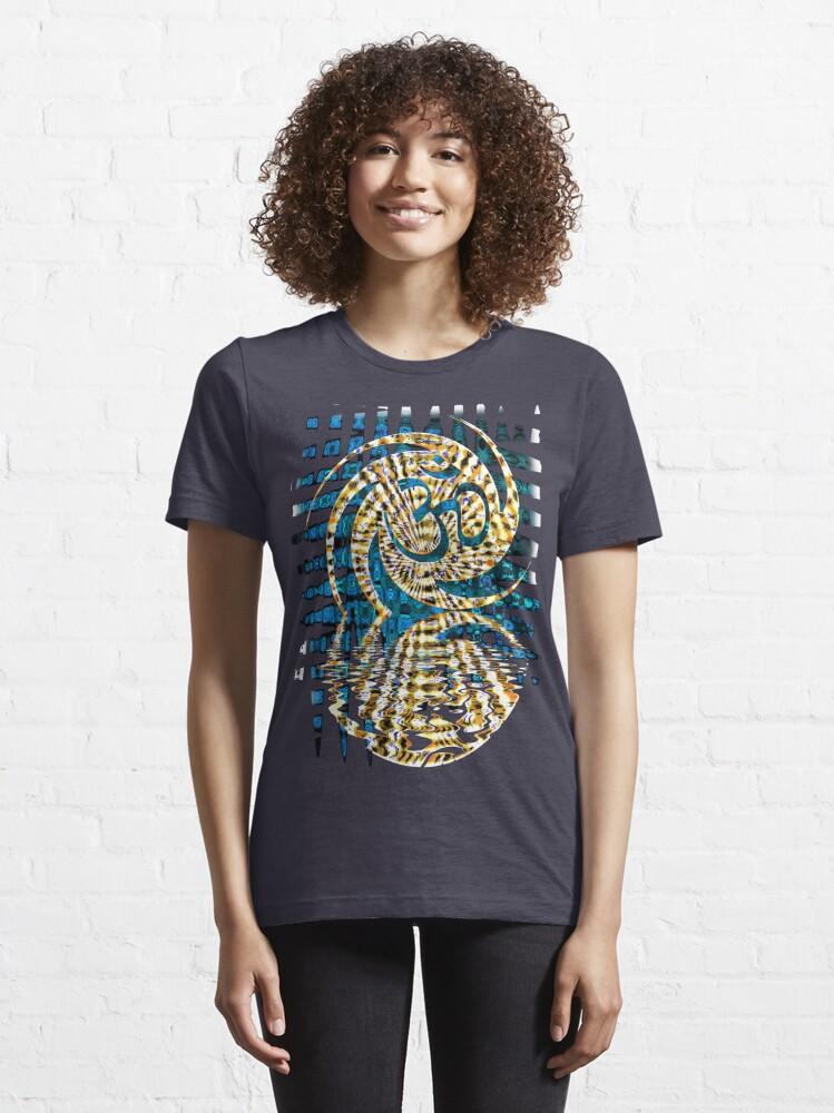 Alternate view of ohmdelica Essential T-Shirt