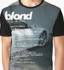 Frank Ocean - White Ferrari Graphic T-Shirt