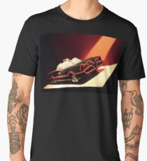 60s Lego Batmobile Men's Premium T-Shirt