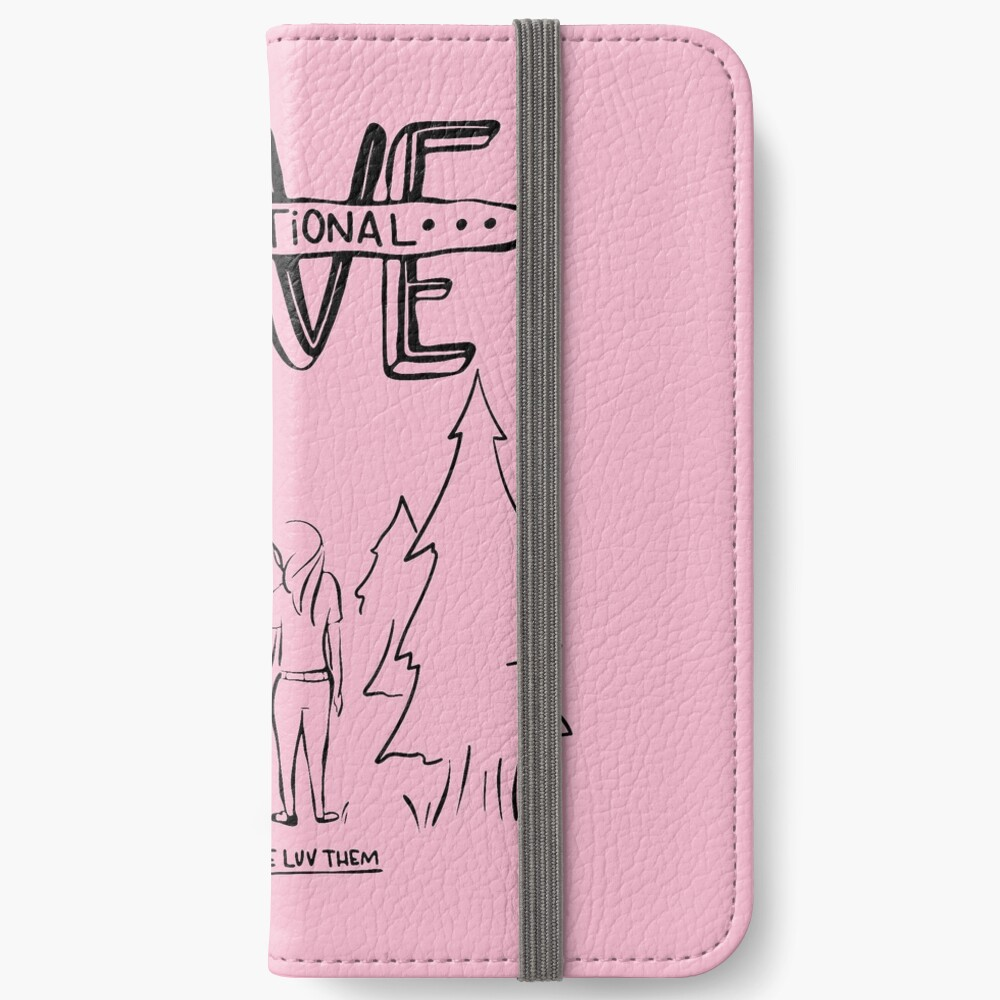 Dog Lovers With Style iPhone Wallet